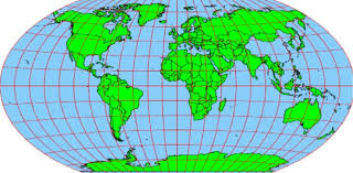 Map Projection Geography Maps Presentation By Patrick Williamson