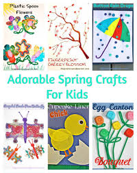 cute u0026 simple spring crafts for kids u2013 the pinterested parent