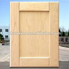 Cabinet Doors Kitchen Beautiful Oak Shaker Cabinet Doors Doorsshaker Kitchen With Design