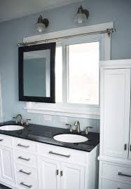 movable bathroom mirrors hafele hewi lifesystem adjustable