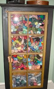 Yarn Storage Cabinets Organizing Your Knitting Stuff The Loopy Ewe Yarn Shop