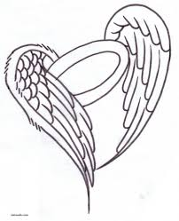 small angel wing tattoos on back small angel wings tattoo designs small angel wings tattoos on back