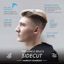reus hairstyle name marco reus hairstyle hair styles pinterest hair style