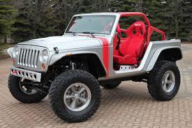 mopar jeep wrangler six jeep models get the mopar makeover for 2011 safari in moab