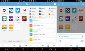 browsers for android mobile uc browser 9 9 2 for android up for adds built in ad