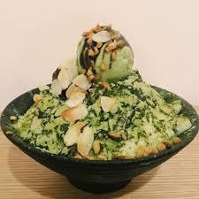 ma cuisine fr green tea bingsu with green tea fr 1872 2208