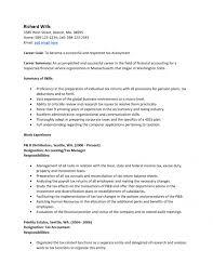 Resume Template Accountant Accountant Cv Accounting Resume Template Singapore Saneme