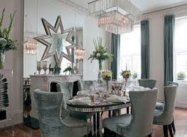 raleigh buffet lamps dining room contemporary with nailhead chair