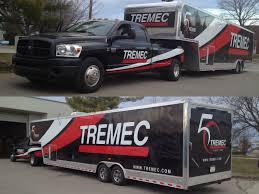 dodge semi trucks dodge ram and semi truck wrap install dpi wraps com