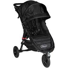 Baby Jogger City Mini Rain Canopy by Baby Jogger City Mini Gt Single Stroller In Black