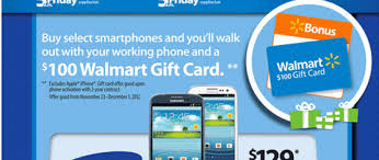 black friday deals on gift cards black friday 2012 ad reveals free 100 gift card deals with smart