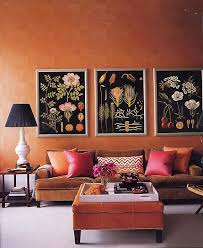 best 25 orange walls ideas on orange room decor