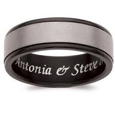 sted rings reductress 8 men s engagement rings made of stainless steel and