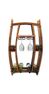 Unique Wine Glasses by 25 Best Oak Wine Rack Ideas On Pinterest Hanging Wine Rack