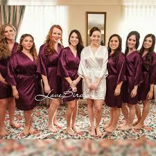 bridesmaids robes cheap wonderful bridesmaid dressing gowns bridesmaid dressing gowns