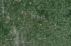 Map Of Northern Ohio by June 18 2015 Severe Weather U0026 Tornado In Stark Co
