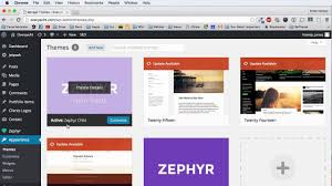 wordpress php tweaks create theme template files without ftp