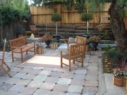 Courtyard Garden Ideas Garden Design Ideas For Paving The Garden Inspirations