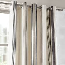 grey salvage check thermal eyelet curtains dunelm bedroom