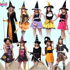 halloween witch skirt wife costume witch kit set skirt
