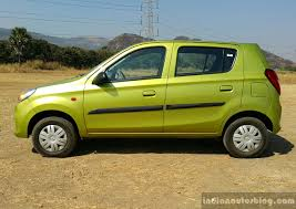 maruti alto 800 facelift review