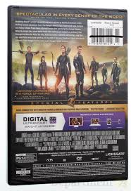 the hunger games catching fire digital copy dvd with