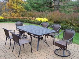 Stackable Patio Furniture Set - oakland living patio collections