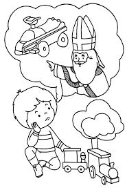 kids fun 38 coloring pages st nicholas