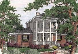 plantation home decor three porches and a balcony 6283v architectural designs