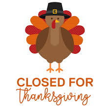 closed for thanksgiving dō