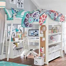 girls loft bed with a desk and vanity girls desk with vanity loft bunk bed intersafe