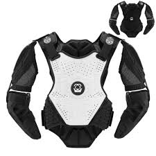 fox motocross chest protector guardian mens motocross chest protectors