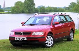 volkswagen passat estate review 1997 2001 parkers