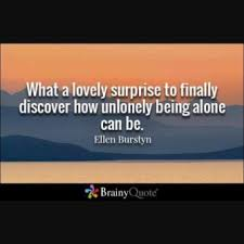 Being Comfortable Alone Being Alone V S Lonely My Encounter With Life