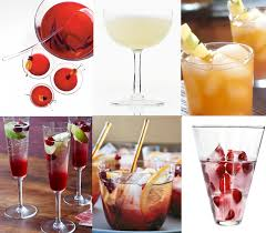 thanksgiving food cocktail ideas
