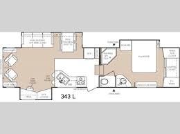 everest rv floor plans used 2005 keystone rv everest 343l fifth wheel at fun town rv