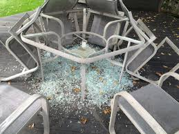Shattered Glass Table by How To Build An Outdoor Shower Tos Diy Install Pipes Behind