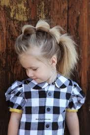 Simple Girls Hairstyles by 20 Coiffures Magnifiques Que Vous Pouvez Faire Pour Votre Petite