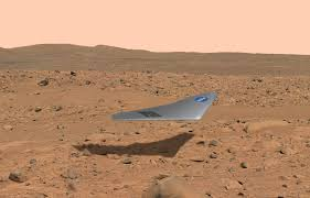 Students Advance Mars Airplane Concept Nasa