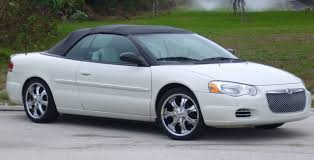 fancy chrysler sebring 2004 on vehicle design ideas with chrysler