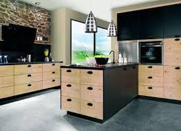 facade cuisine bois brut facade cuisine bois brut le bois chez vous