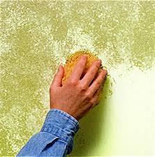 Faux Painting How To Prepare And Clean A Sponge For Faux Painting