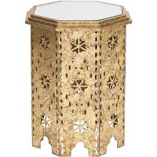 moroccan end table silver metal house design moroccan end table