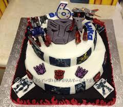 transformers birthday cake transformers mega birthday cake