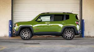 white jeep renegade 2016 jeep renegade 75th anniversary edition 4x4 test drive review