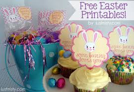 easter bags easter ideas free printable easter bag toppers cupcake toppers