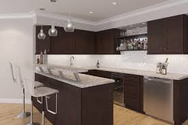 kitchen colors with chocolate cabinets the kitchen trend of 2019 colour your cabinets