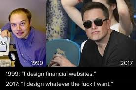 Before And After Meme - elon musk before and after meme guy