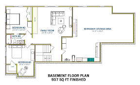 mother in law apartment plans 2 bedroom basement floor plans traditional plan 3 187 square