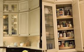 Kitchen Cabinets Lazy Susan Corner Cabinet by Corner Wall Cabinet Styles For Kitchens Dura Supreme Cabinetry